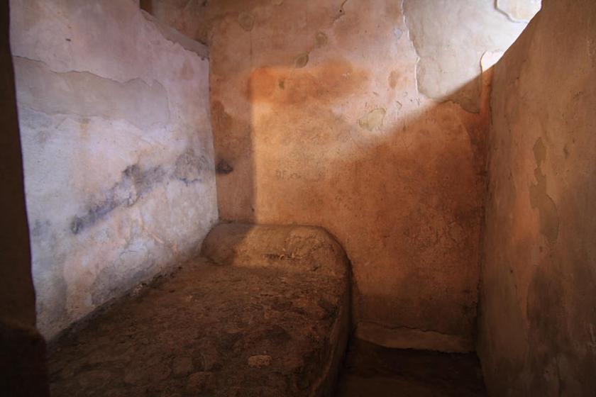 La casa más visitada de Pompeya es... ¡el lupanar!