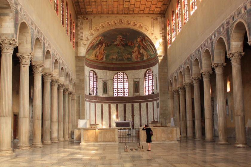 Basilica bizantina de Santa Sabina