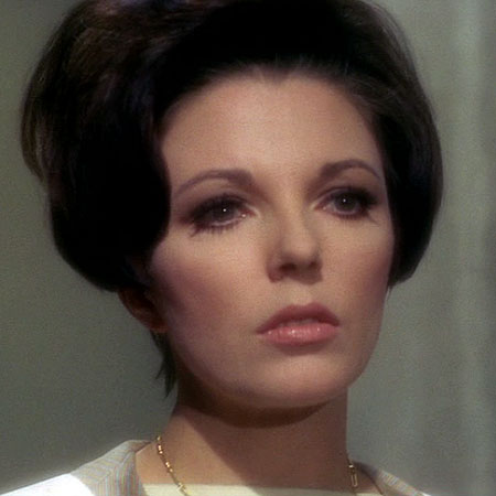 Joan Collins es Edith Keller en Star Trek