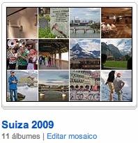 Colección de Suiza 2009 en Flickr