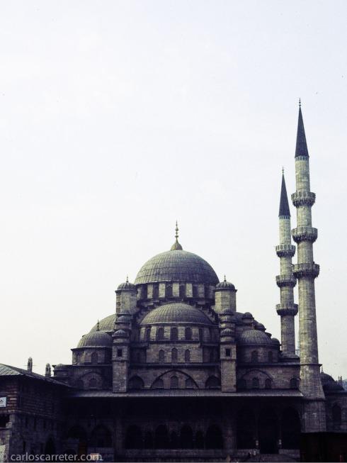 Mezquita de Yeni Cami, Estambul