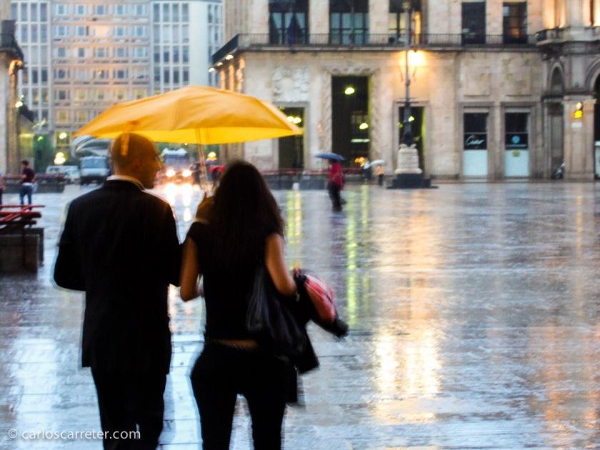 2006 - Piazza del Duomo, Milán (Italia)