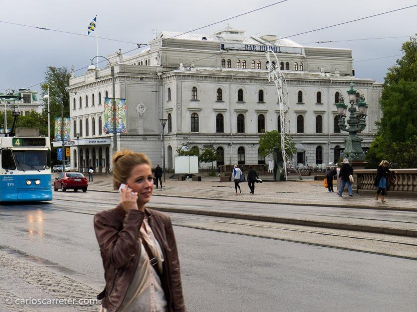 2011 - Stora Teatern, Gotemburgo (Suecia)