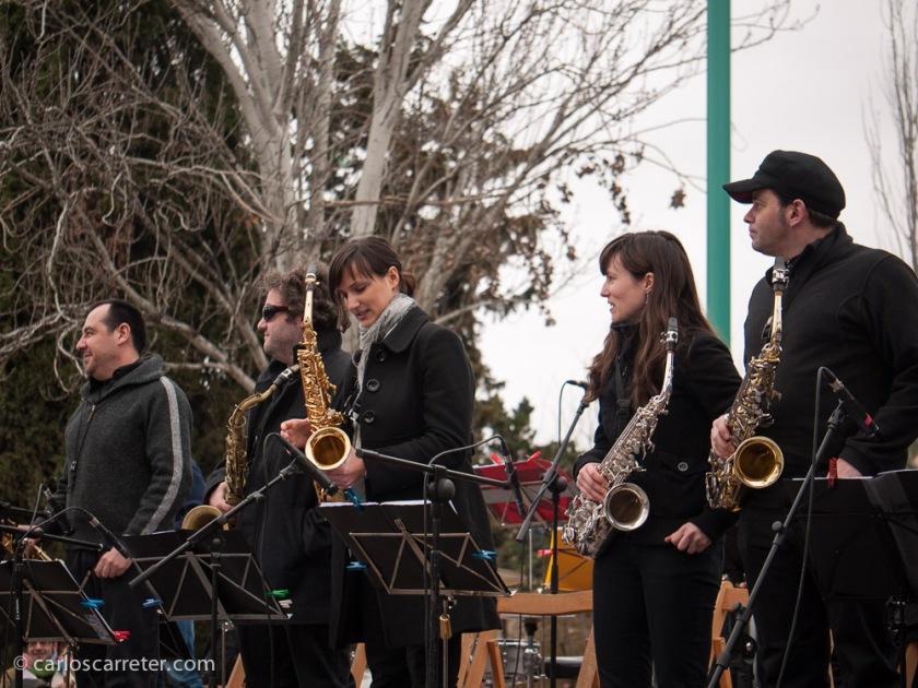 De la Dubadú Band, ya comenté en la entrada de ayer. En general, me gustaron y me divertí.