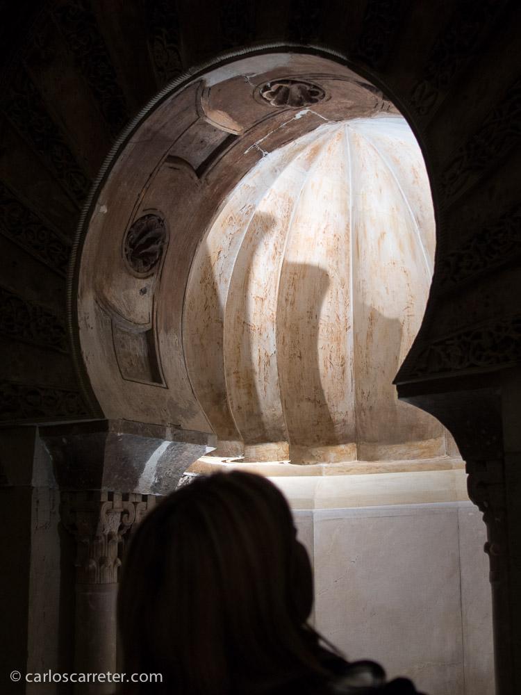 Evidentemente, quedó puesto de manifiesto que este monumento es un gran desconocido para el resto de los españoles.