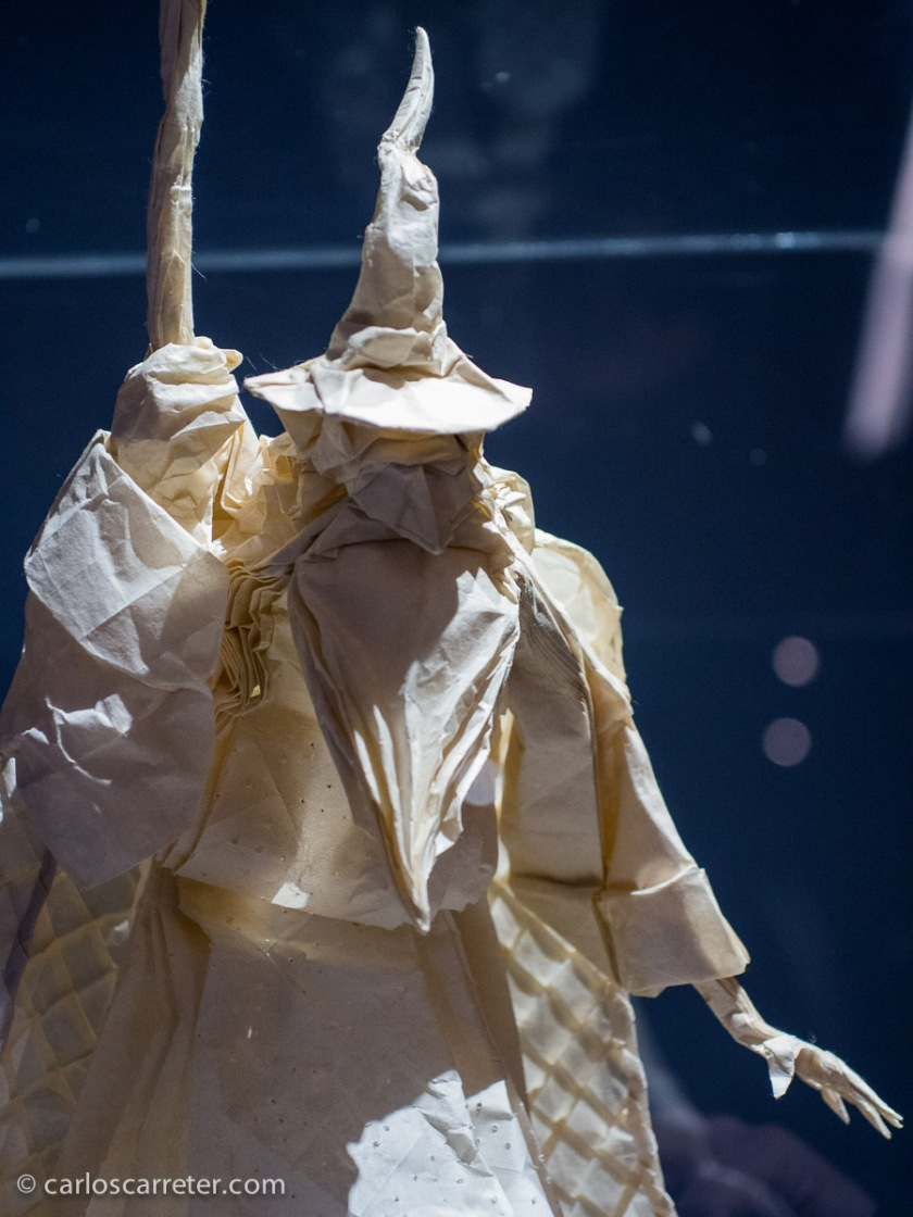 Y este Gandalf es la figura que más me gustó. Aunque no fuera tan espectacular como otras.