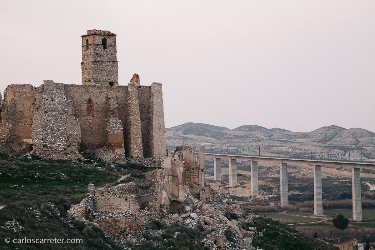 Un par de excursiones a Rodén, con o sin Fotógraf@s en Zaragoza, dieron comienzo a la temporada viajera.
