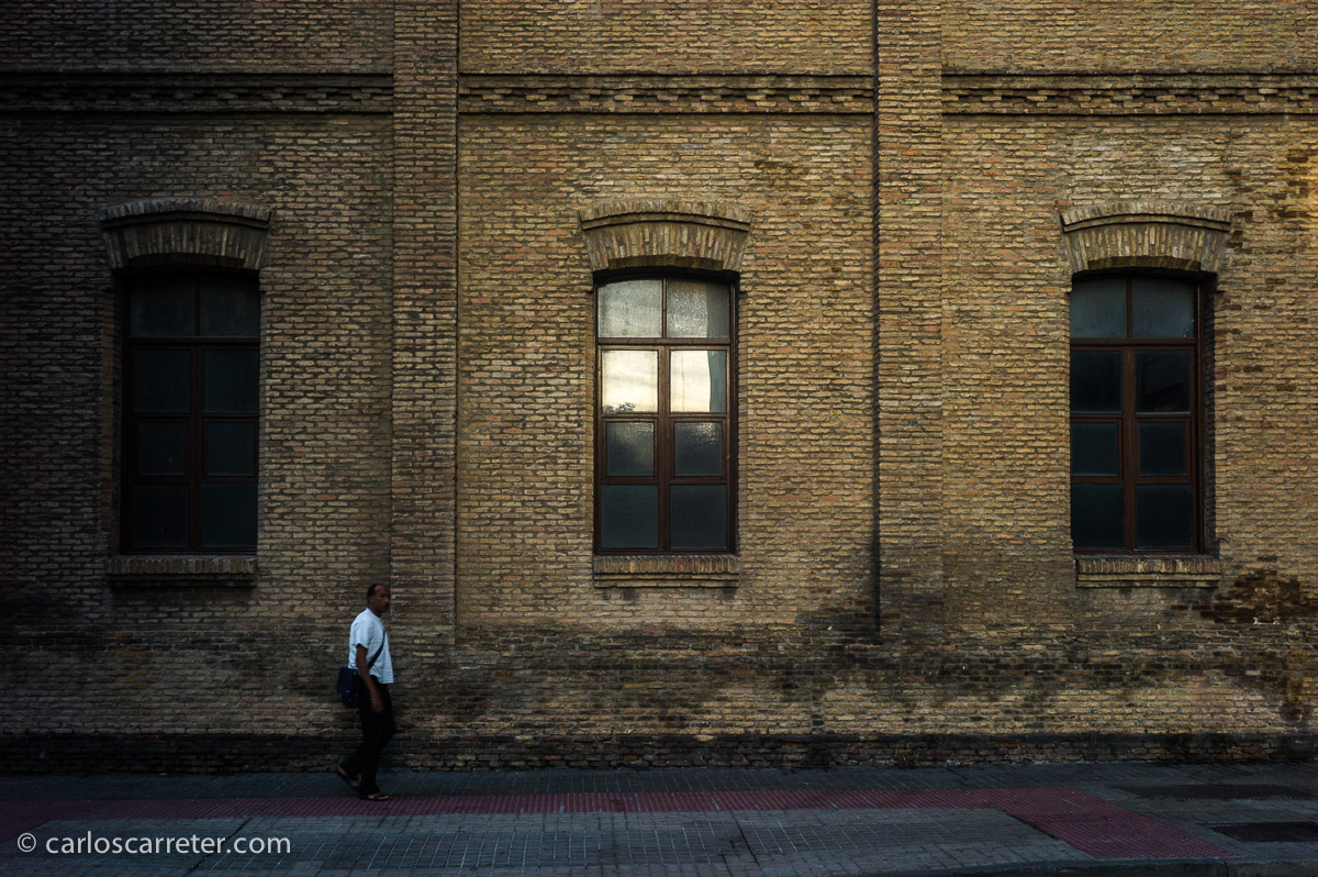 Septiembre - Mucho caminar, mucho recorrer, con sombras y luces; afortunadamente con más luces que sombras.