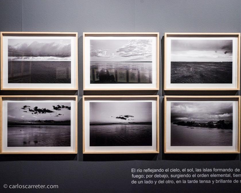 Y no puede faltar la fotografía. Me gustaron bastante los 24 paisajes en blanco y negro de Facundo de Zuviria.