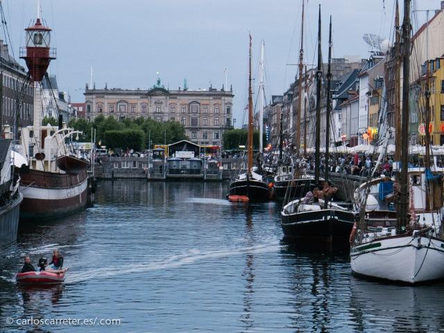 Nyhavn, Copenhague (Dinamarca)
