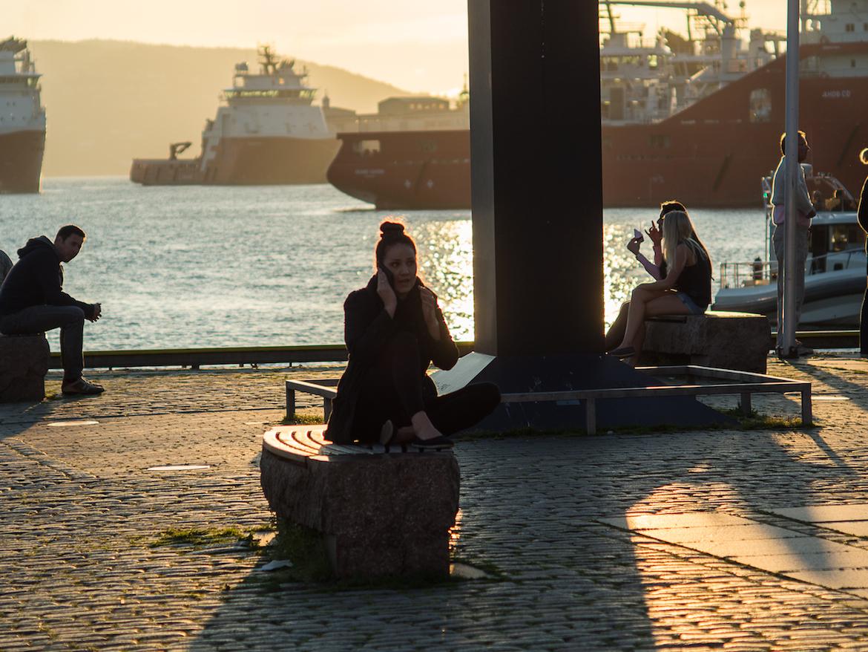 Uno de los protagonistas está relacionado con la industria naviera, muy abundante en dicha ciudad.