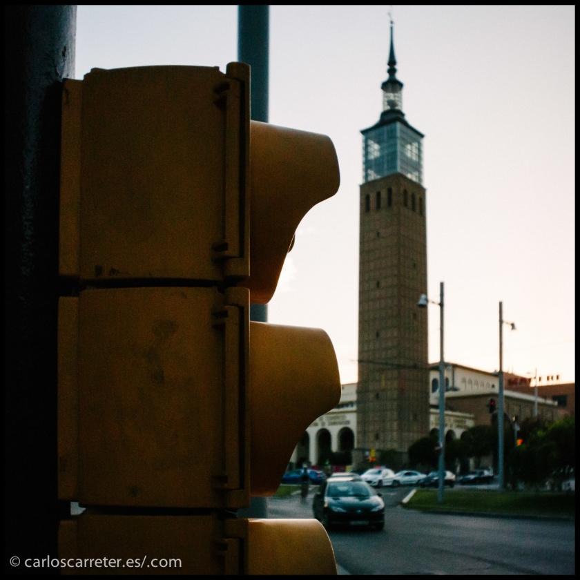 Y los edificios que nos impresionaban, adquieren una nueva dimensión, menos llamativa, más humana, y llena de recuerdos.