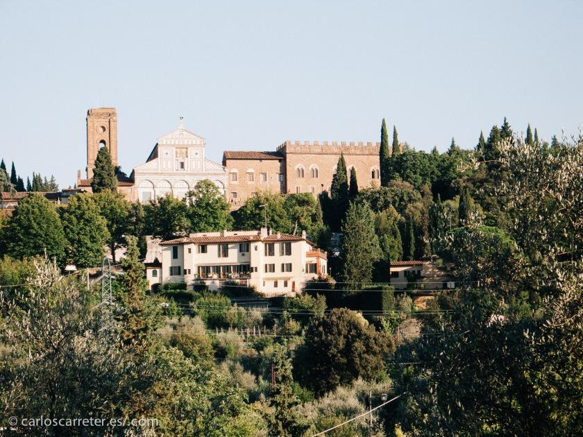 Hoy me apetece viajar fotográficamente a la Florencia de Bocaccio que a cualquiera de los escenarios del libro de relatos.