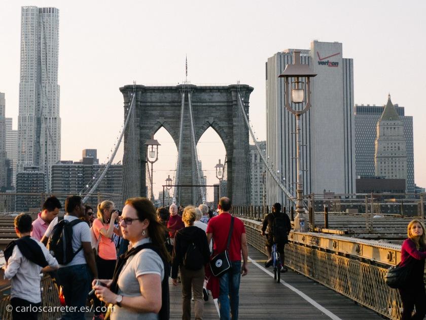 Nueva York, junto a todo el nordeste de los Estados Unidos, se presupone como la región más progresista del país, más predispuesta a las luchas por las libertades.