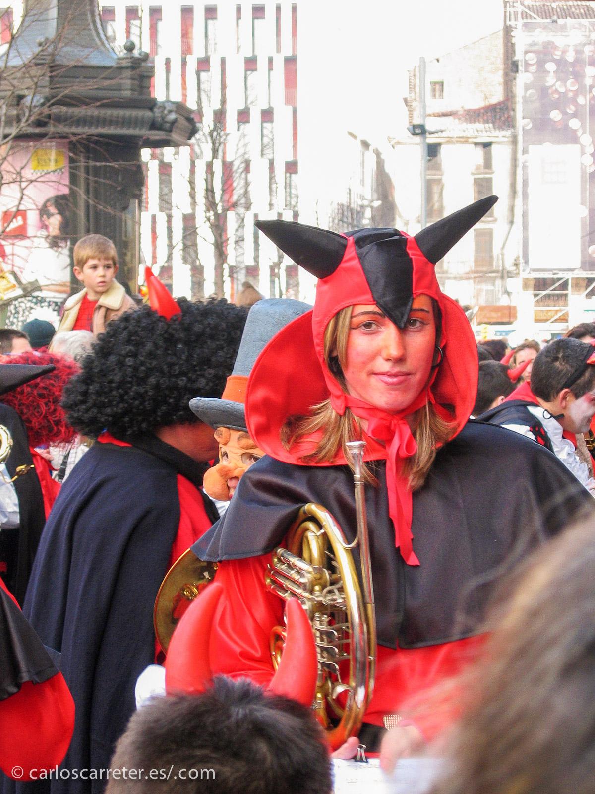 Carnavales infantiles de Zaragoza, 2005.