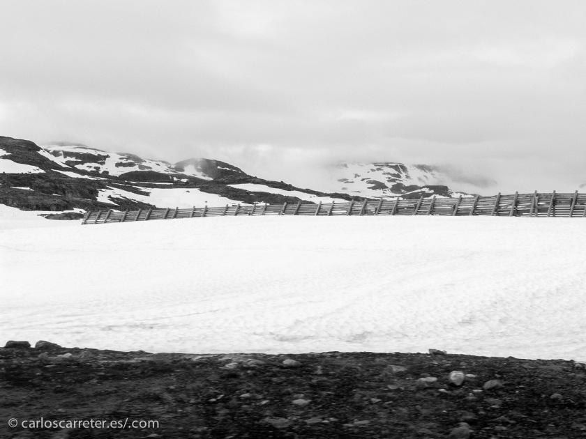 Como con Fortitude, viajaremos a Noruega, aunque no tan norte o con tanto frío. Nos quedaremos en sitios templados como en la meseta de Hardangervidda en verano.