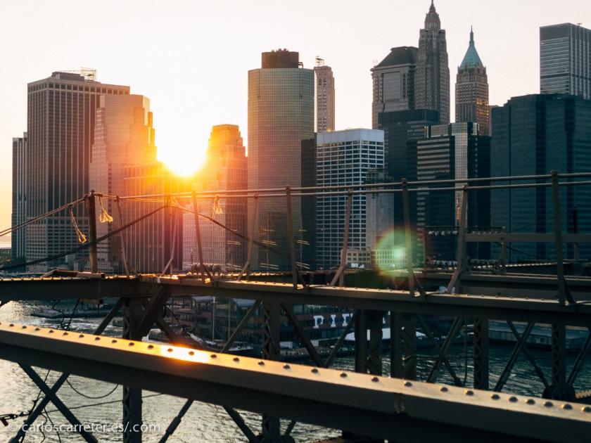 Las fotos de hoy, de Nueva York, en honor de la agradable sorpresa que ha supuesto una serie basada en el universo Marvel. Quién lo iba a esperar.