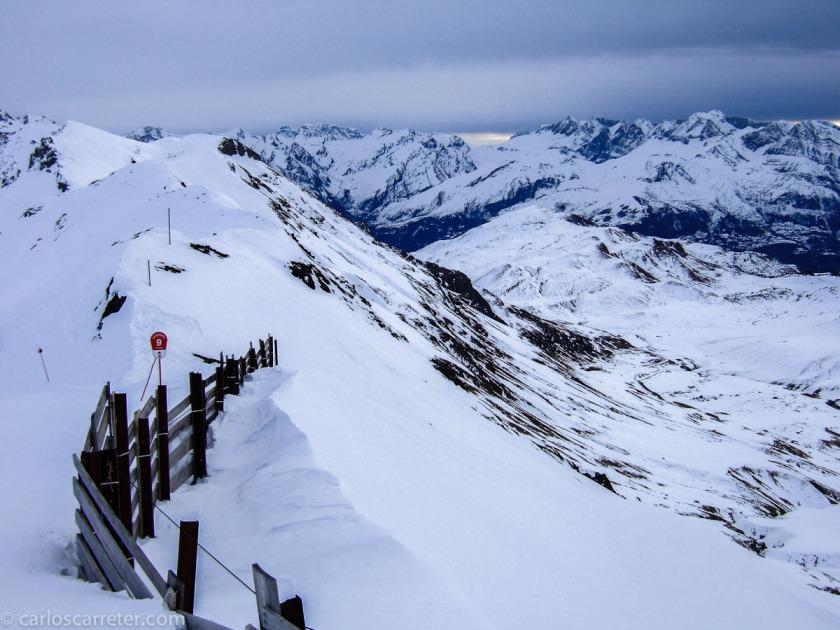 Muchas horas he echado yo esquiando en sábados y fines de semana del invierno durante años, muchas de ellas en esta estación de Formigal, en el Pirineo aragonés.