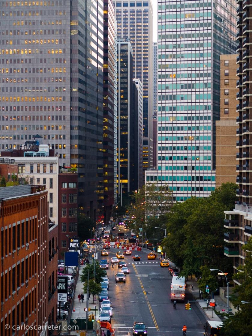 Nueva York, sus calles, sus parques, sus rascacielos, es un escenario perfecto para muchas historias, felices o tristes.