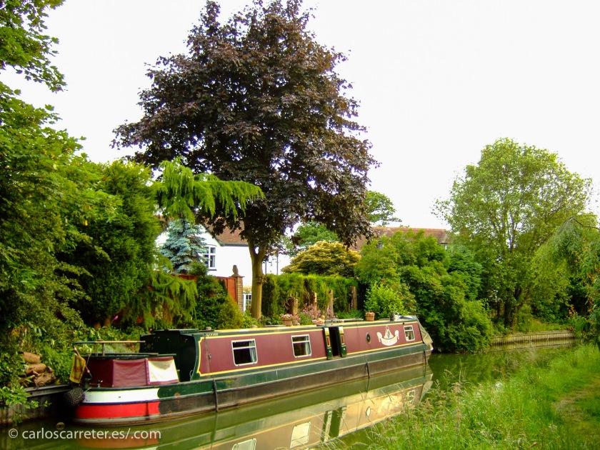 Pero da igual, el coqueto pueblo de Solihull, cerca de Birmingham me vale para ilustrar un poquito de la campiña británica.