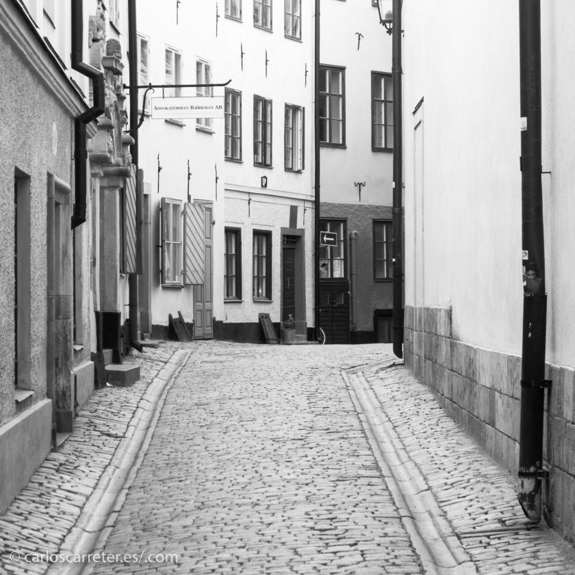 Ingrid nació en Estocolmo, así que nos trasladamos a la capital sueca para recordar su nacimiento.