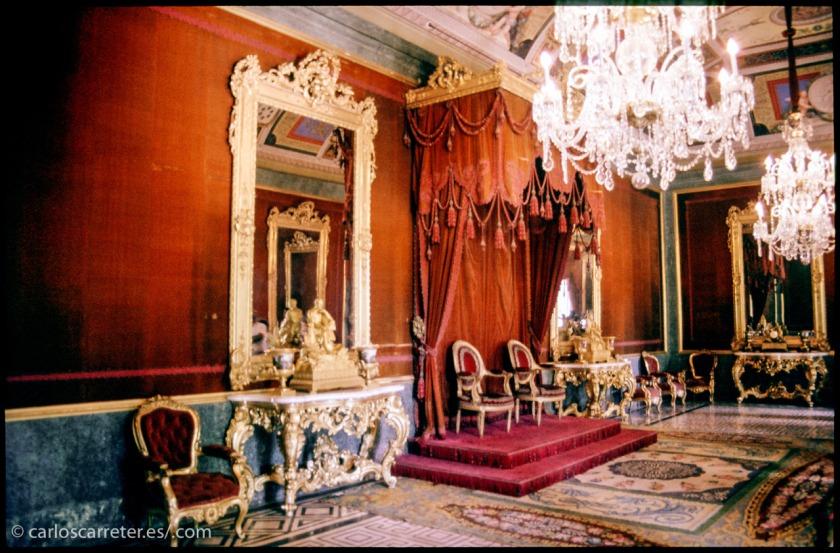 ... o una excursión a los sitios reales de Aranjuez el año que estuve estudiando en Madrid.