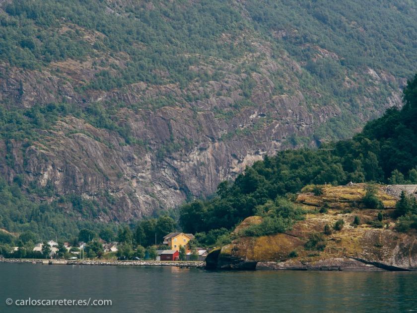 Nos iremos a Noruega, claro, aunque yo no he visitado latitudes tan al norte del país.