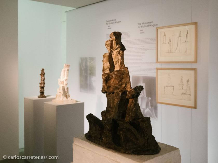 Tuve la ocasión de conocer la 21er Haus, un moderno museo de arte contemporáneo situado en el Jardín Suizo, a continuación de la parte superior de los jardines del Belvedere.