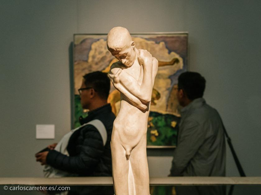 O la visita al Leopold Museum en el Museumsquartier.