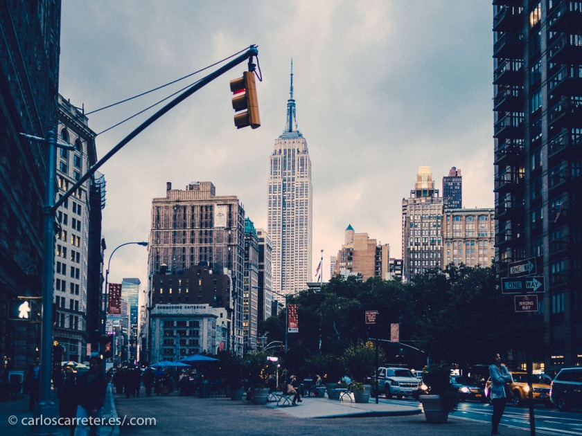 Estas series de superhéroes Marvel suelen tener Nueva York como escenario principal.