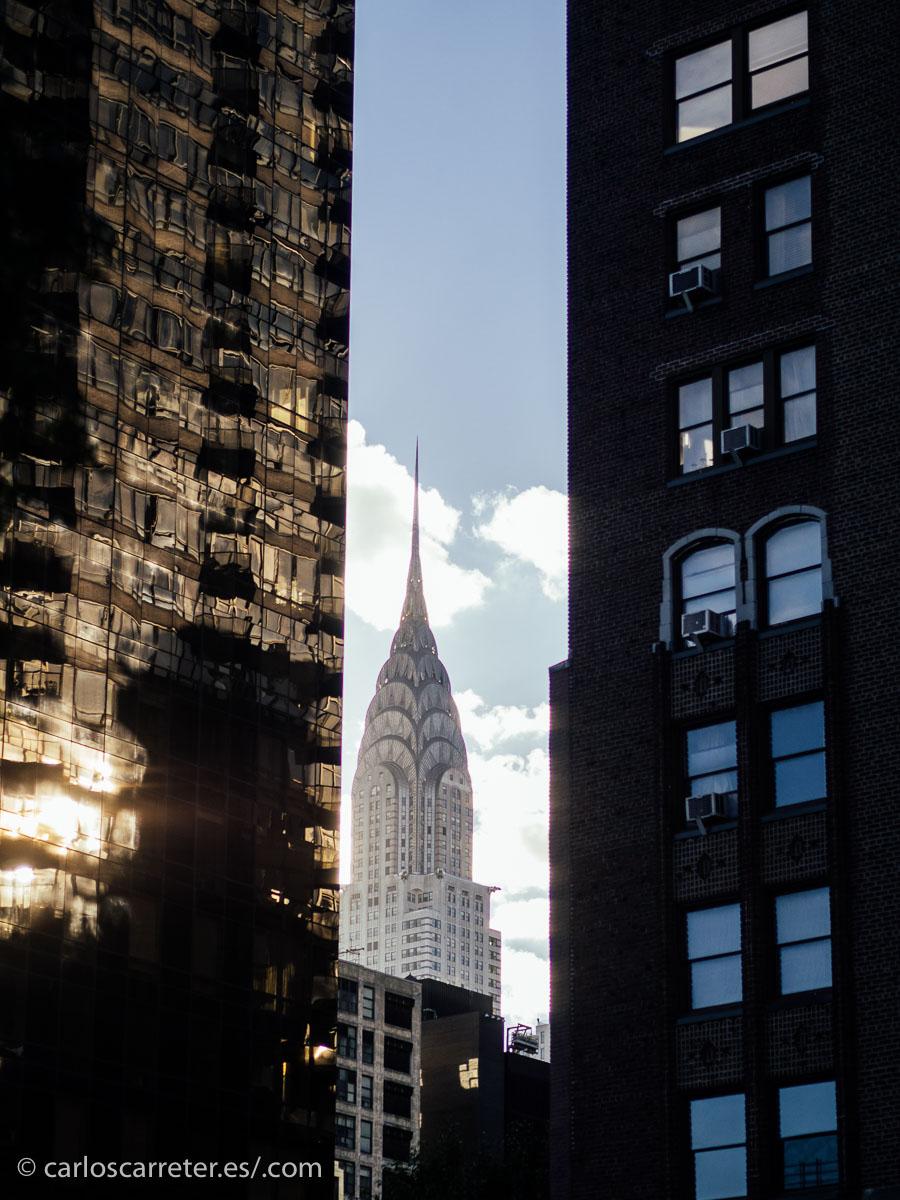 A la ciudad que despierta expectativas e ilusiones en la gente.
