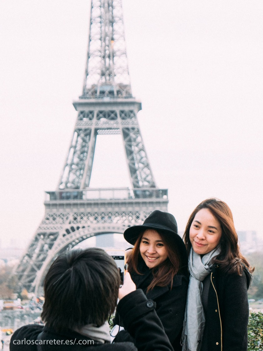 París ha aparecido en un divertido episodio de la británica