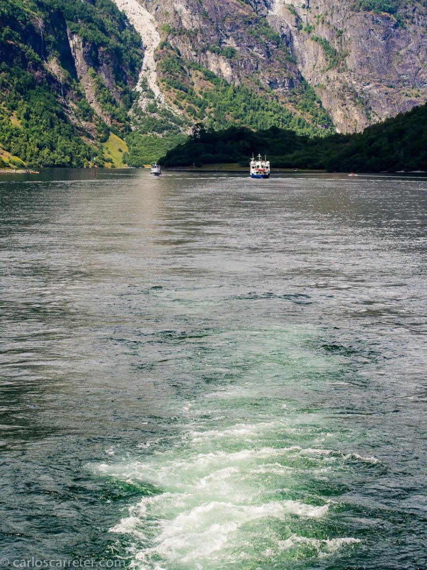 Y cómo no, recorrer los fiordos, que durante siglos han sido la vía de comunicación principal, acuática, entre las localidades noruegas.