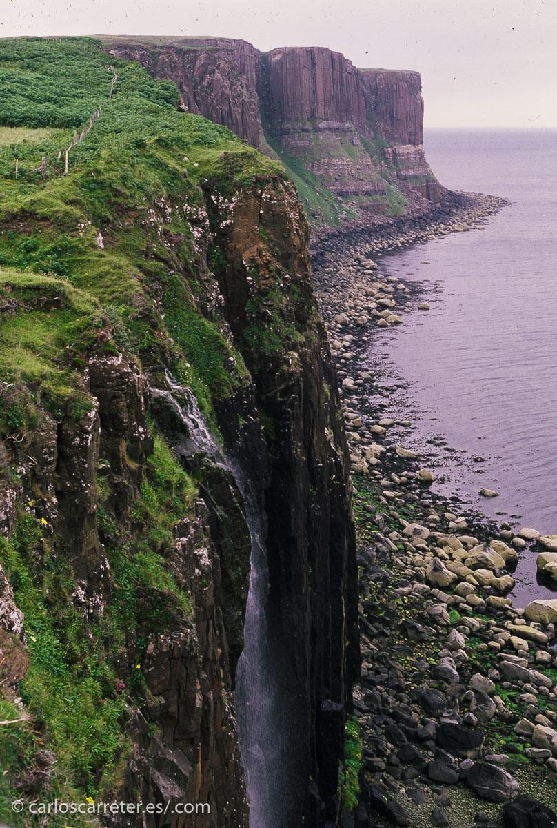 Hoy he escogido Escocia... mañana le tocará a Irlanda.