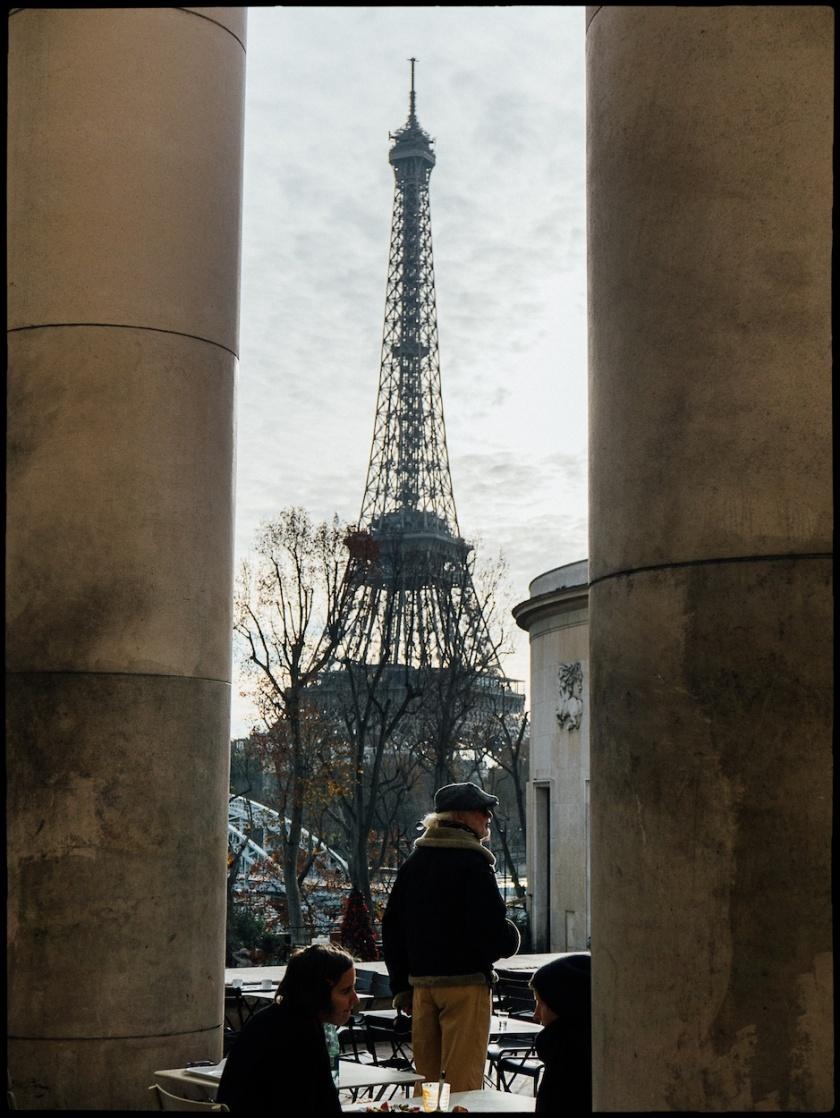 Por supuesto, París. Lugar donde bullían los artistas contemporáneos de las primeras décadas del siglo XX.