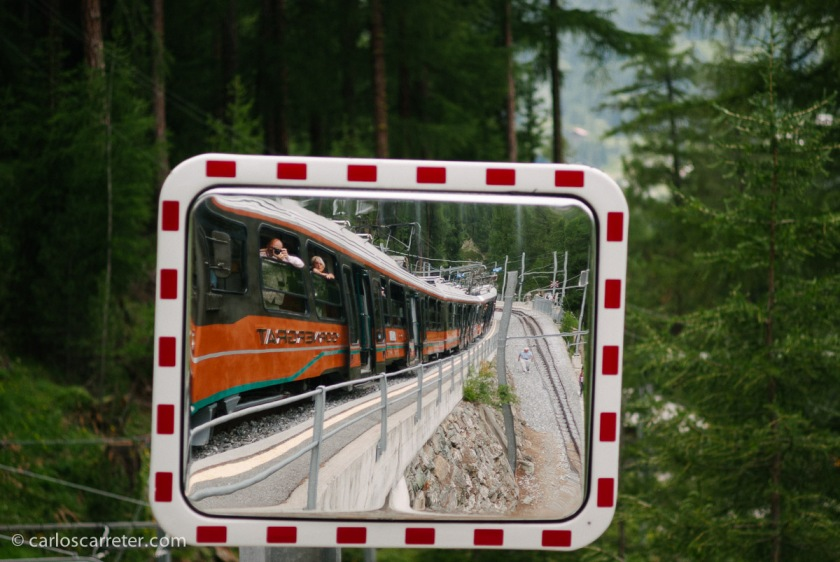 """""""The Night Manager"""" nos lleva a tierras suizas, a Zermatt, y al ferrocarril del Gornergrat."""