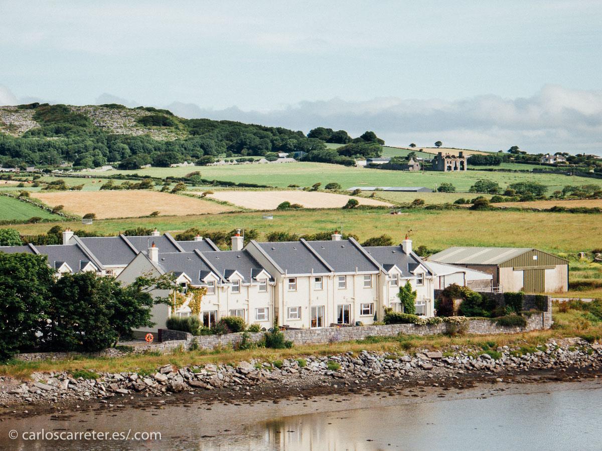 El condado de Clare, también en el encabezado.