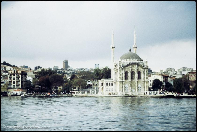 Nos vamos a Estambul, claro, en esta ocasión... el único lugar de Turquía que he visitado.