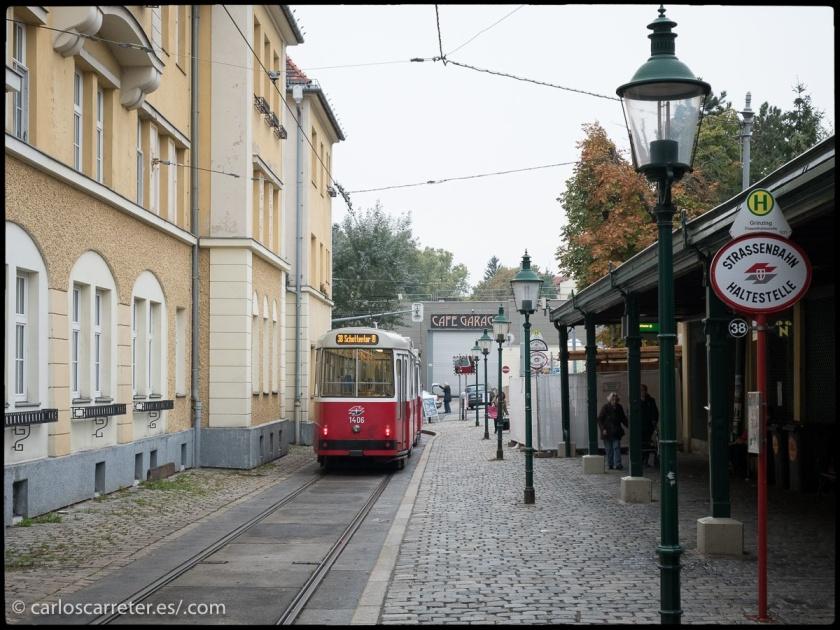 Aunque la película de hoy nos lleva a Norteamérica, nosotros viajaremos fotográficamente a la capital austriaca, Viena.