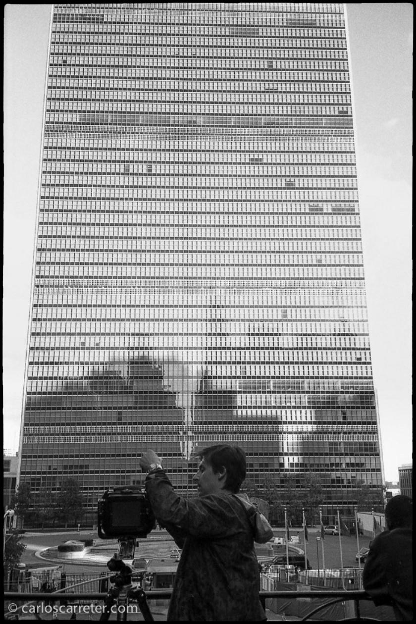 Edificio de las Naciones Unidas.
