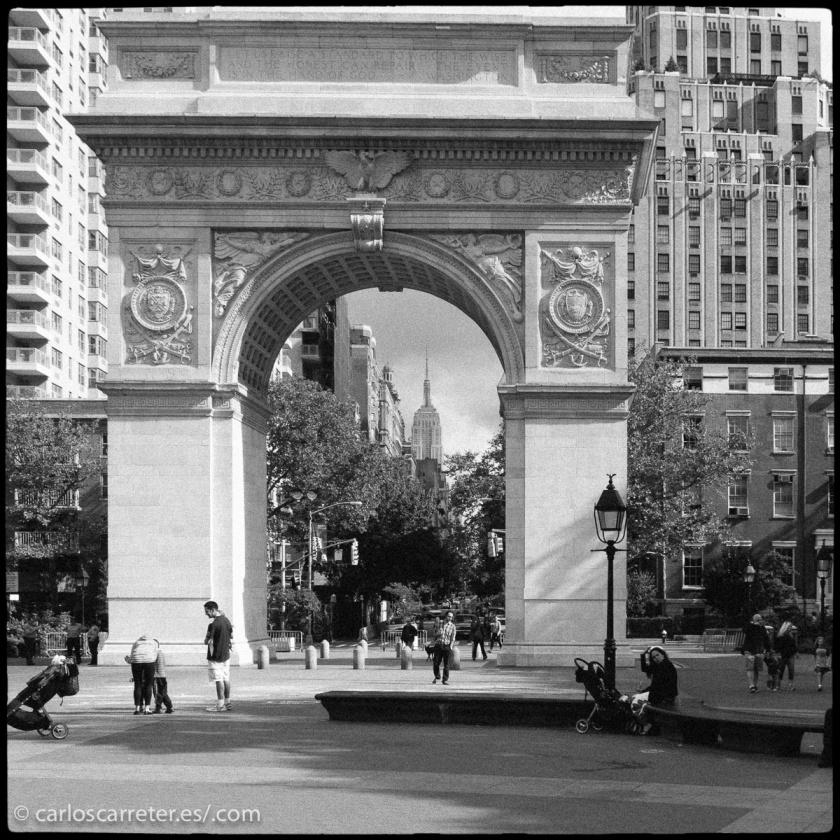 Doctorow fue neoyorquino, así que... a Nueva York nos vamos con las fotos.