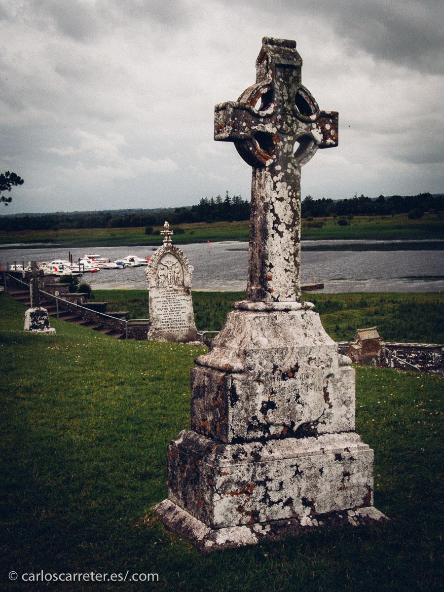 Irlanda es uno de los lugares privilegiados de rodaje en Game of Thrones, tan brumosa y verde.