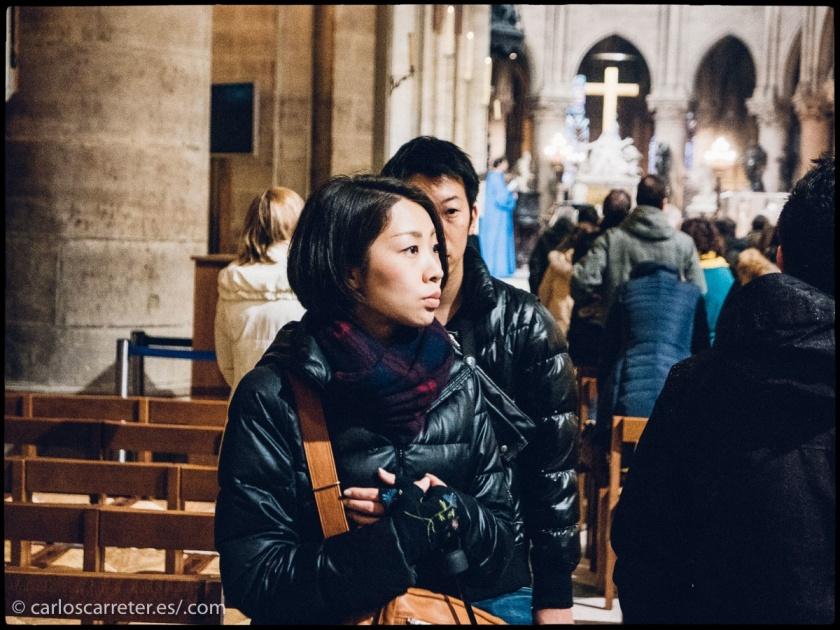 Coproducción francochina. No he estado en China... aún. Pero sí en Francia... donde cada vez se ven más chinos.