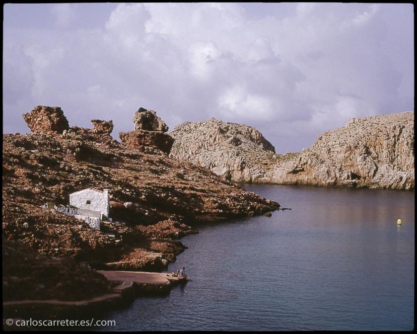 2000, vacaciones en Menorca. carloscarreter.es | carloscarreter.com | Tumblr | Twitter | Facebook