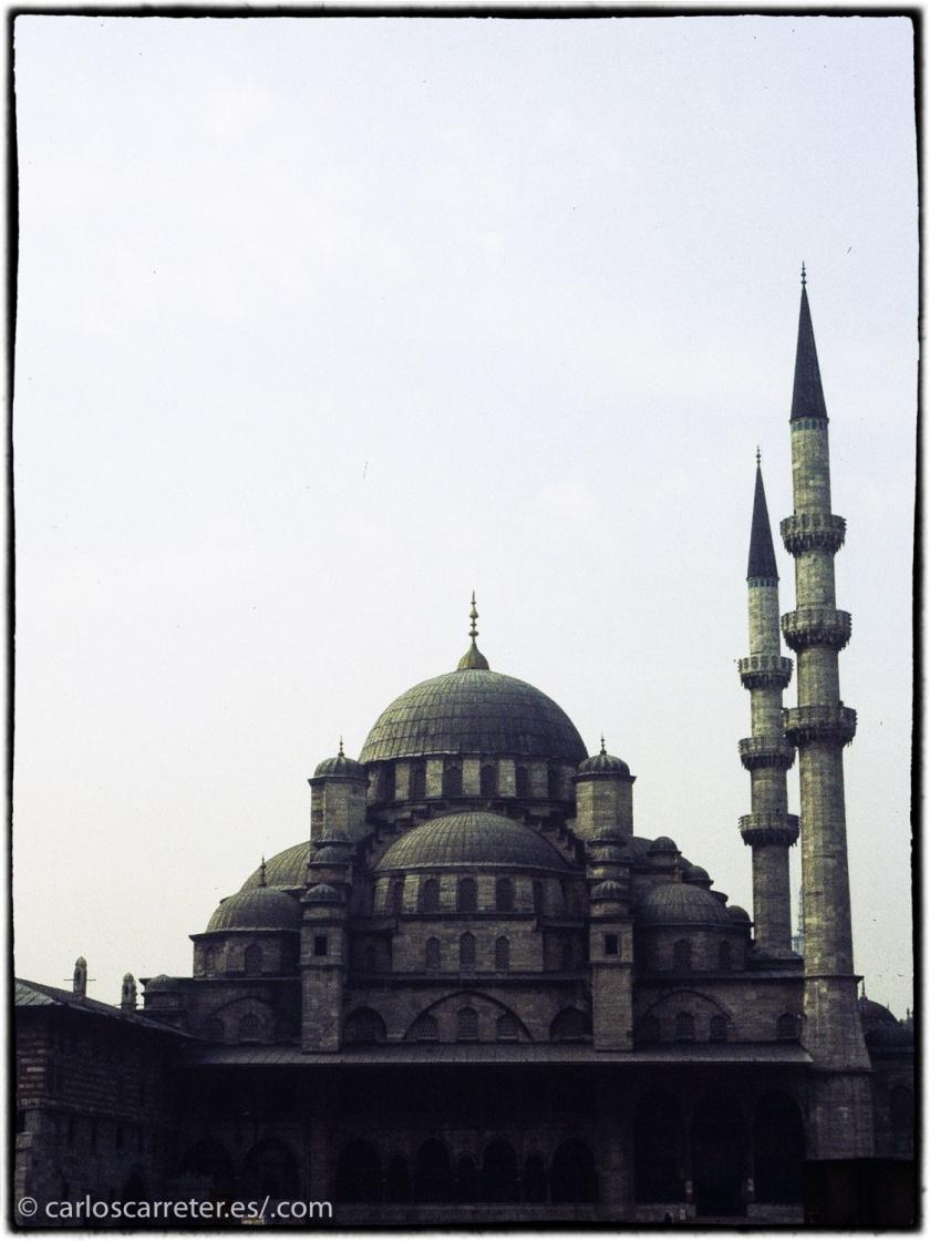 Yeni Cami (la mezquita nueva)