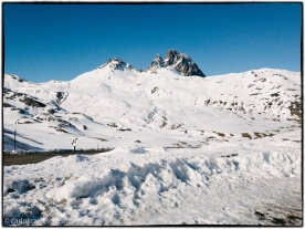 Midi d'Ossau desde Portalet.