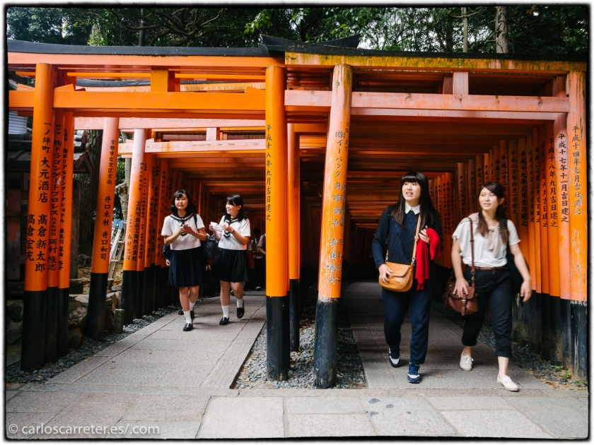 Fushimi Inari-taisha - Kioto