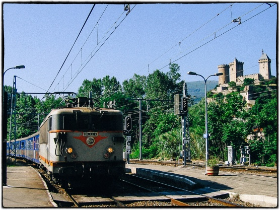 Estación de Foix, 2004.