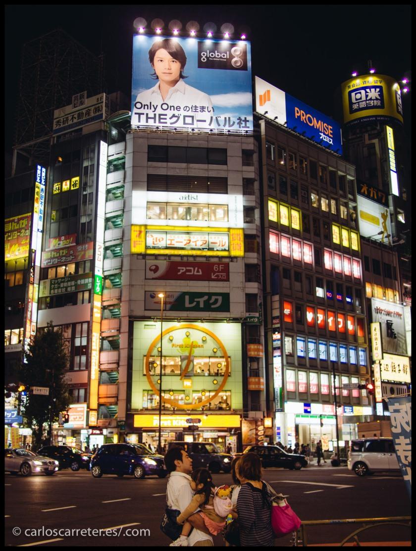 Shinjuku - Tokio