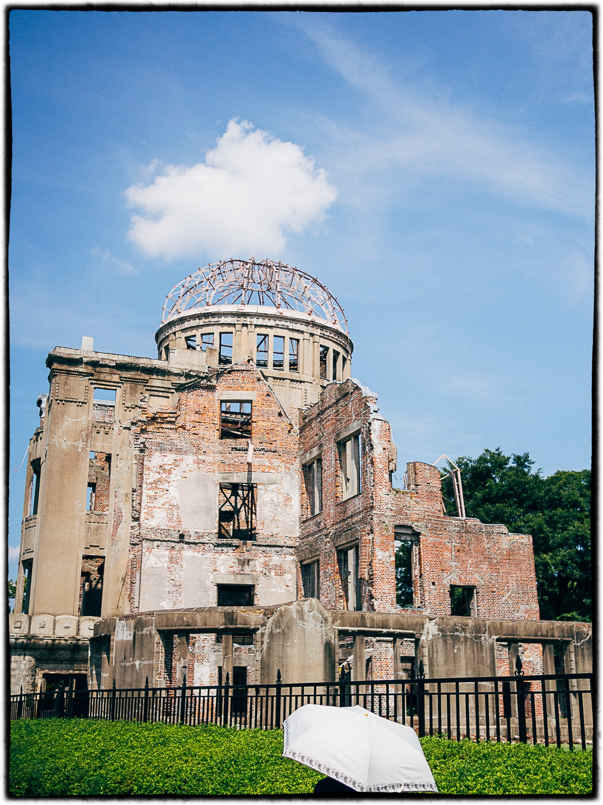 Cúpula de la Bomba Atómica - Hiroshima